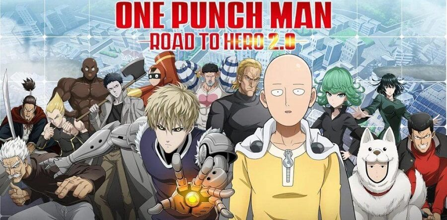 One Punch Man Road To Hero 2.0 Codes (October 2021)